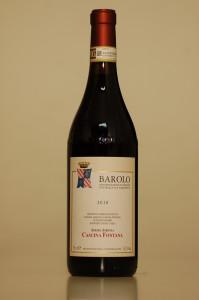 Fontana - Barolo 2010