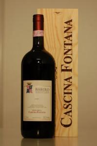 Fontana - Barolo Magnum 2007